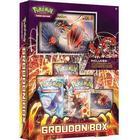 Pokémon Groudon Box