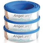 Angelcare Nappy Bin Refill 3-pack
