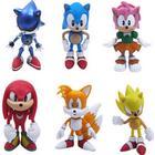 Sonic The Hedgehog Figure Set