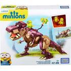 Mega Bloks Despicable Me Dino Ride