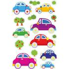 Herma Sticker Magic Cars Prismatic Foil Foam
