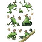 Herma Sticker Magic Frog King Jewel
