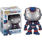 Funko Pop! Marvel Iron Man 3 Iron Patriot