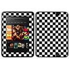 Diabloskinz Vinyl Adhesive Skin/Decal/Sticker for 7 inch Kindle Fire HD (2012) - Square