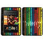 Diabloskinz Vinyl Adhesive Skin/Decal/Sticker for 7 inch Kindle Fire HD (2012) - Inyourface