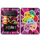 Diabloskinz Vinyl Adhesive Skin/Decal/Sticker for 7 inch Kindle Fire HD (2012) - Goticas
