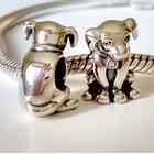 Beadorable 925 Silver Labrador Dog Charm Bead
