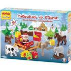 Ecoiffier Christmas Animals Abrick Advent Calendar