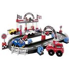 Ecoiffier Fast Car Racing Track