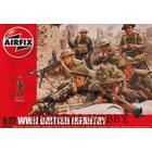 Brittiskt Infanteri (WW II) - nya formar