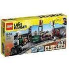 Lego Lone Ranger : Constitution Train