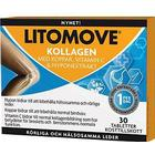 Orkla Litomove Rose Hip Powder Collagen 30 st