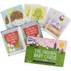Milestone Tvillinge Babykort - Dansk - 48 stk - OneSize - Milestone Tilbehør