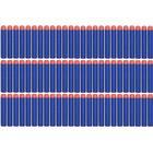 Nerf gun tillbehör - 100 pilar refill | big 100-pack - blå