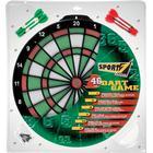 Sport1 Dartspil ''Soft'' 46cm m/6 pile
