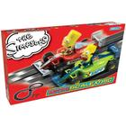 Scalextric Micro the Simpsons Grand Prix Race Set 1:64