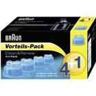 Braun Clean & Renew CCR 4+1 5-pack