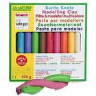 ÖkoNORM Modellervoks ekstra blød 10 farver - 220 gram