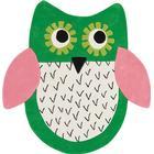Designers Guild Little Owl Emerald Matta