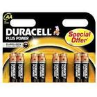 Duracell AAA Plus Power (8 pcs)