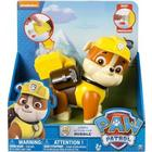 Spin Master Paw Patrol Jumbo Action Pup Rubble
