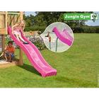 Jungle Gym Wavy Star Slide Short Fuchsia