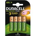 Duracell AA Recharge Plus (4 pcs)