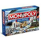 Winning Moves Hull Monopoly Board Game