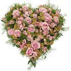 Interflora Begravning & kondoleanser Stor bukett