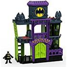 DC Comics Imaginext Fdx24 DC Super Friends Arkham Asylum Playset