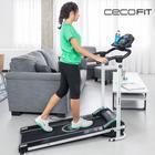 Hopfällbart löpband med högtalare Cecofit Run Step 7009