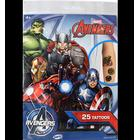 Marvel THE AVENGERS tatoveringer