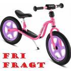 Puky Løbecykel Pink flower Puky Large LR 1 fra 3 år