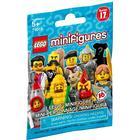 Lego Minifigurer Series 17 71018