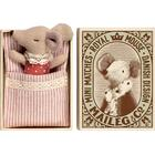 Maileg Mouse Baby Sleepy Wakey in Box