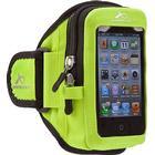 Armpocket aero i10 armband till smartphone (gulgrön)