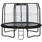 Jumpking Ovalpod Trampoline + Safety Net 350x244cm