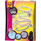SES Lucky Charm Bracelets Pink City