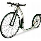 KICKBIKE sparkcykel Race Max 20D silver