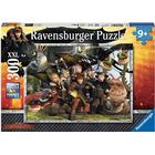 Ravensburger puslespil How to train your Dragon faithful friends, 300st.