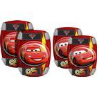 Disney Cars Albuebeskyttere & Knæbeskyttere, Rød