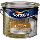 Nordsjö Outdoor Hybrid Träfasadsfärg Vit 10L