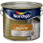 Nordsjö Outdoor Hybrid Träfasadsfärg Vit 2.5L