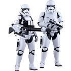 Hot Toys First Order Stormtroopers - Movie Masterpiece 1/6 Skala