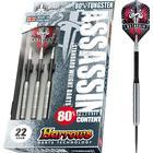 Harrows ASSASSIN dartpil med 80 % tungsten - 19 gram