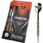 Harrows Steeltip Matrix 22g dartpile