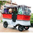 WINTHER Regenschutz für Turtle Kinderbus