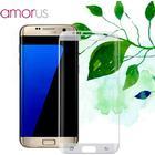 AMORUS Skärmskydd i härdat glas för Samsung S7 Edge