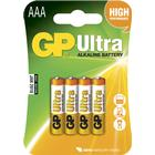 GP Batteries 24AU AAA LR6 Ultra 4-pack