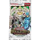 Yu-Gi-Oh kort - War of the Giants Reinforcements - Booster